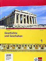 Geschichte und Geschehen für Hessen / Schülerbuch 1 mit CD-ROM: Neubearbeitung 2014 für Hessen G8 und G9