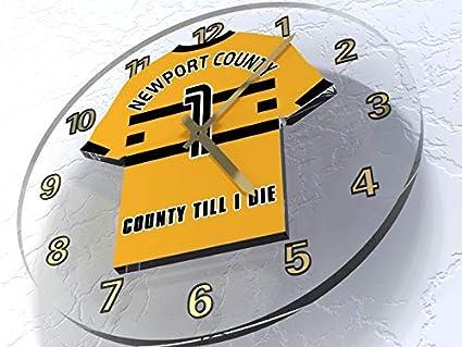 SKY Liga apuesta dos - fútbol KIT relojes de pared - cualquier nombre, cualquier número