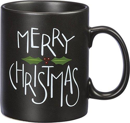 Mug Christmas Merry - Primitives by Kathy Mug - Merry Christmas