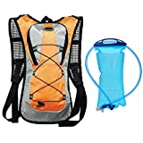 Home-Neat Camelbak Hydration Pack with 2L (70 oz) Bladder Lightweight Backpack Water Bag