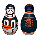 NFL Chicago Bears Tackle Buddy Inflatable Punching Bag 40-Inch
