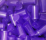 Box of 30-19 Dram Purple Medical Pop Top Bottle -Rx Vial Herb Pill Box Container by VAN CAVE