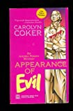Appearance Of Evil by Carolyn Coker front cover