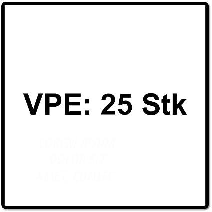 Mirka 2975005 5422302580 Abranet 225 Mm Klettverschluss P80 Gewerbe Industrie Wissenschaft