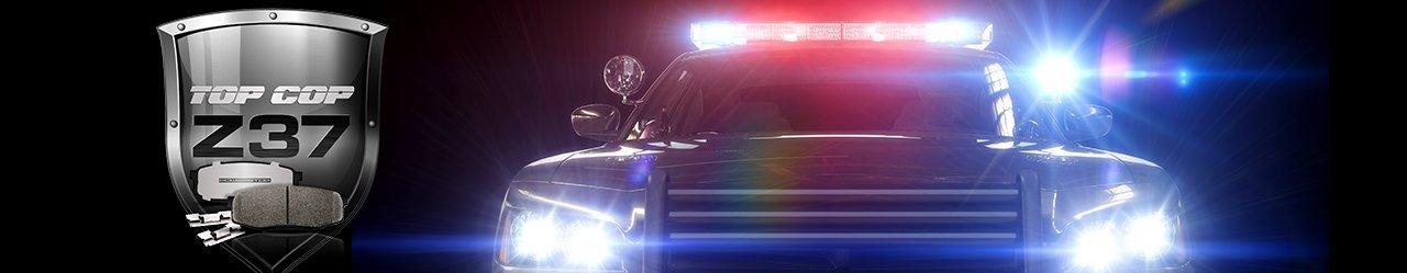 Power Stop Z37-931 Z37 Top Cop Severe-Duty//Fleet Brake Pad