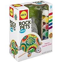 Mascota tortuga de roca de juguete ALEX Toys Craft.