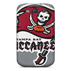 Hot Snap-on Tampa Bay Buccaneers Hard Cover Case/ Protective Case For Galaxy S3