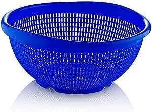 مصفاة بلاستيك من هوبي لايف ,ازرق