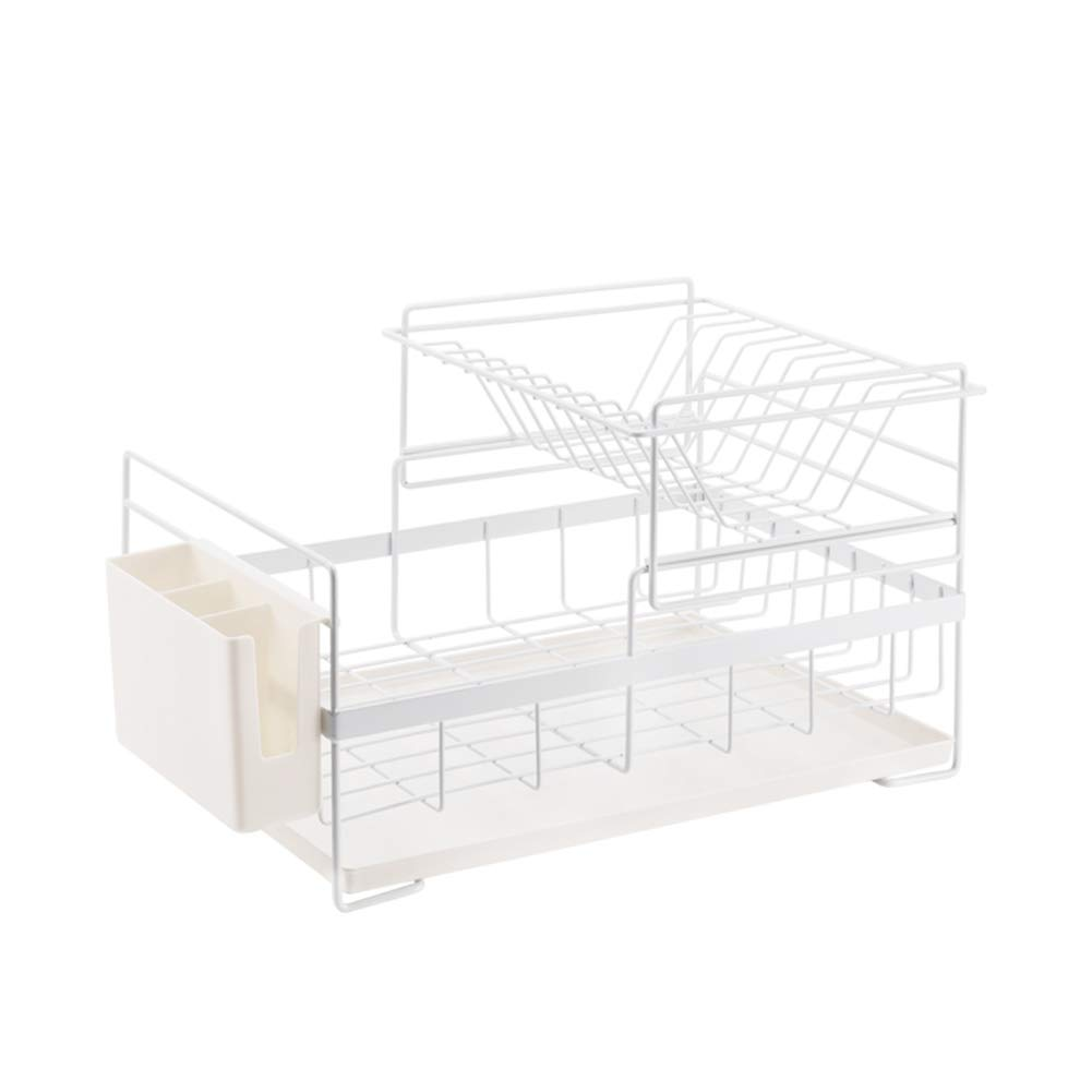 Shelf Storage Racks Storage Basket Shelf Baskets Cupboard Organizers Kitchen Dish Rack Multi-Layer Drain Rack Storage Shelf Storage Shelf ZHAOYONGLI