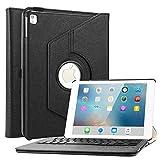 Best Boriyuan Ipad Cases Skins - iPad Pro 9.7 Keyboard Case, BoriYuan 360 Degree Review