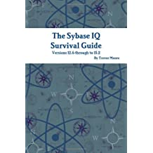The Sybase IQ Survival Guide by Trevor Moore (2010-11-16)