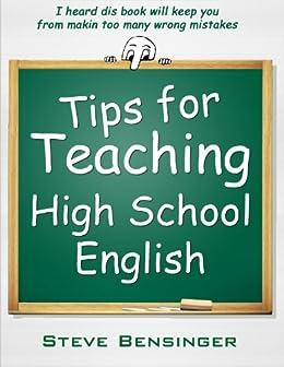 Tips for Teaching High School English by [Bensinger, Steve]