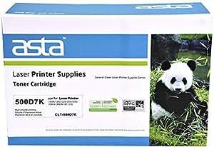 Asta Compatible Toner Cartridges For Samsung - Clp-500d7k, Black