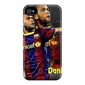 AaronBlanchette Iphone 6plus Bumper Mobile Cases Allow Personal Design Nice The Best Football Player Of Barcelona Daniel Alves Pictures [FHO9862HSoB]