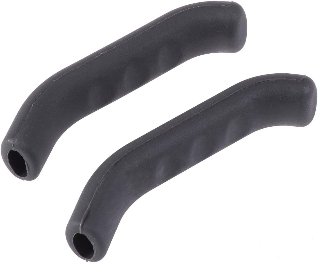 AA AM /_ Soft Bicycle Brake Handle Silicone Sleeve Brake Lever Cover =