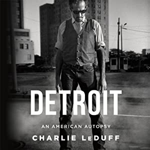 Detroit Audiobook