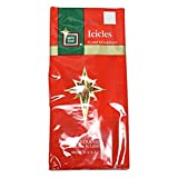 LB International 500ct Gold Tinsel Icicle
