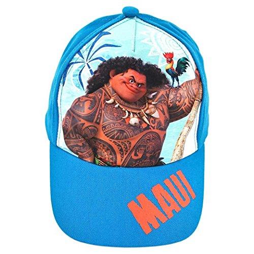 Disney Moana Maui and Heihei Boys Baseball Cap - Toddler / Little Kids [6014]
