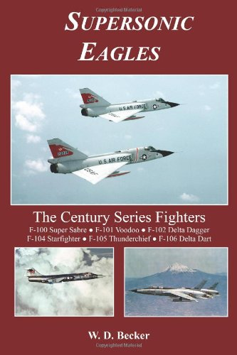 Download Supersonic Eagles: The Century Series Fighters PDF