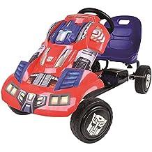 Hauck Transformers Optimus Prime Pedal Go Kart
