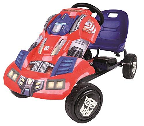 Pedal Go Cart (Hauck Transformers Optimus Prime Pedal Go Kart)