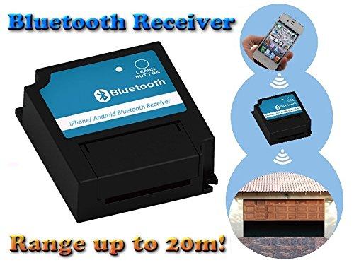 Amazon com: Smart phone kit wireless bluetooth receiver for