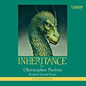 Inheritance: The Inheritance Cycle, Book 4   Christopher Paolini