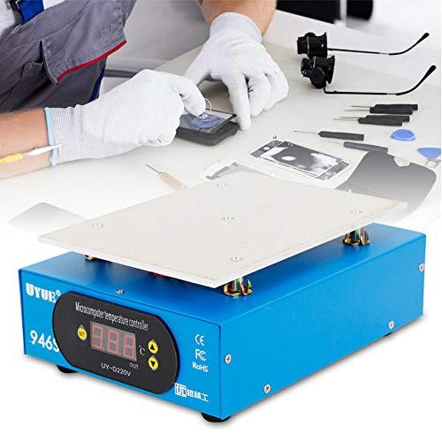 Screen Splitter TBVECHI Reparator Hot Plate Phone Screen Separator Repair Heating Station Aluminum Plate