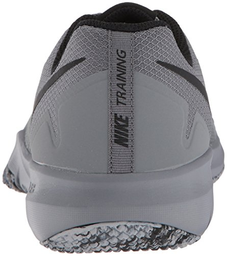 Compétition Black 016 Multicolore de Flex Control II Chaussures spee Grey Running Homme Cool Nike wgBPY64g