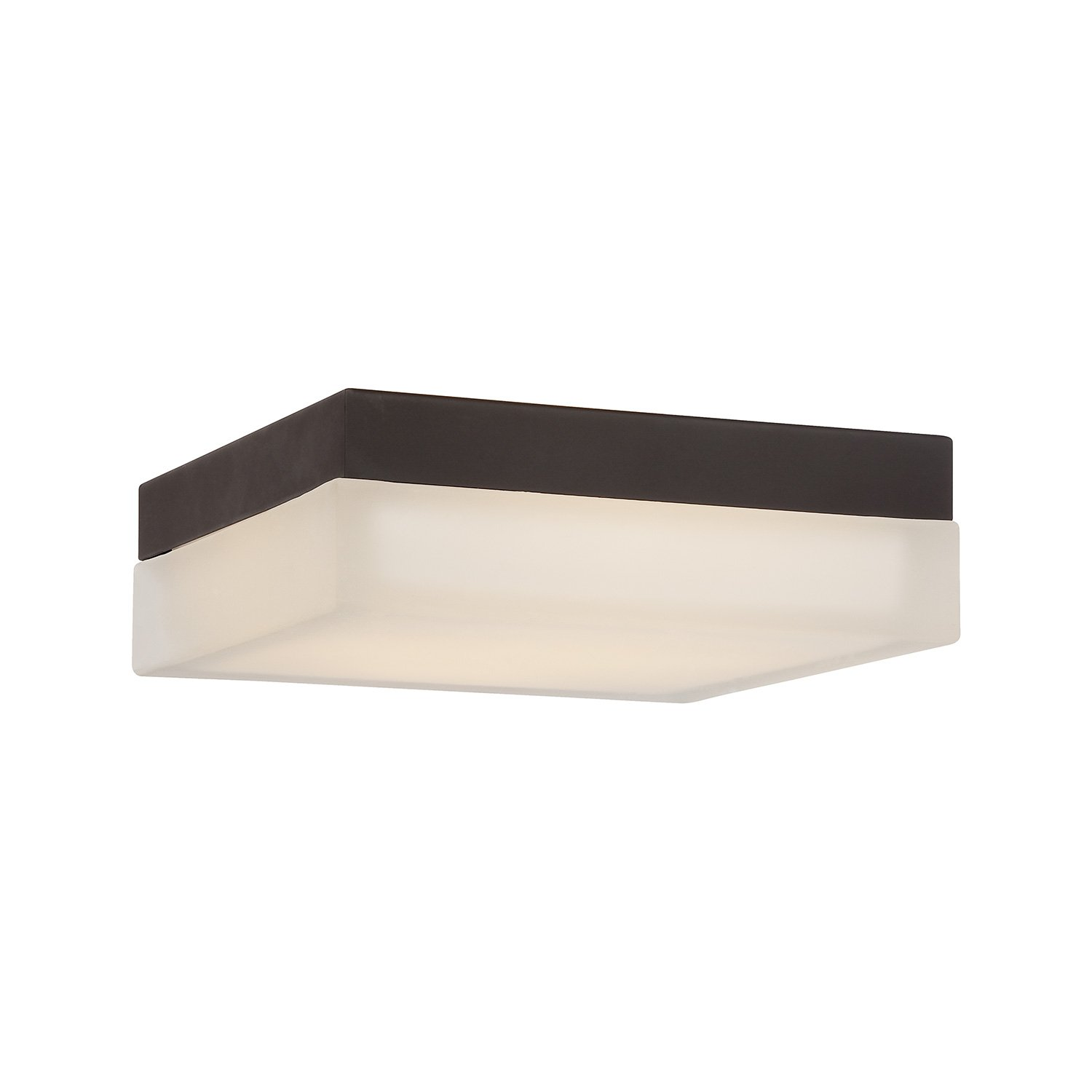 WAC Lighting FM-4006-27-BZ 6in Square Warm White