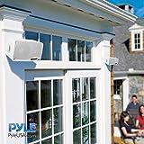 3-Way Weatherproof Outdoor Speaker Set - 3.5 Inch