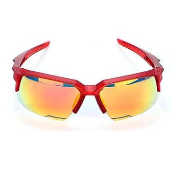 Liuy Montar Gafas Gafas De Sol Polarizadas Protección UV Vientos Unisex