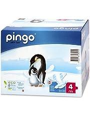 Pingo Pañales Talla 4 Maxi (7-18 Kg) - Caja de 2 x 40 Pañales - Total: 80 Pañales