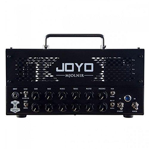 Joyo JMA-15 Mjolnir All Tube Dual Channel 15-Watt Guitar Amp Head by JOYO