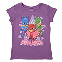 Disney Little Girls Princess and Heroes T-Shirt