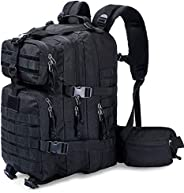 MIRACOL Tactical Backpack with Insulation Compartment, Insulated Hydration Pack, Military Molle 3 Day Assault