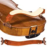 Mach One 16.5'' and up Viola Maple Wood Shoulder Rest
