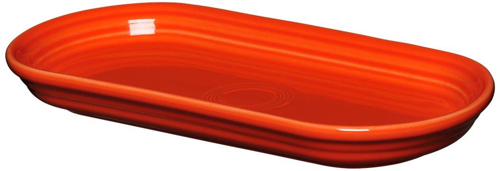 Fiesta 12-Inch by 5-3/4-Inch Bread Tray, Cobalt 412-105