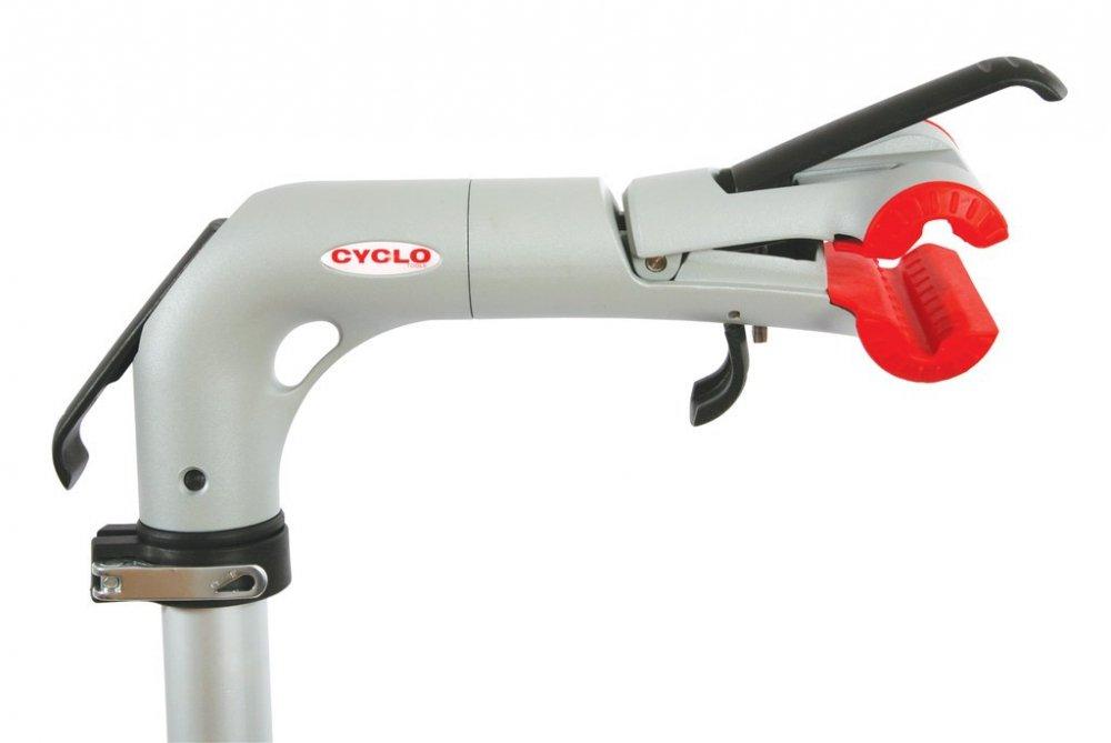 Haltekopf für für Haltekopf Montageständer Cyclo grau 84d373