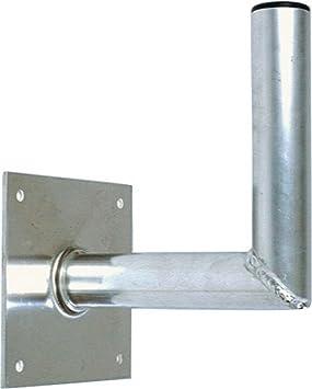 Brazo de fijación a pared para antena parabólica (25 cm de ...