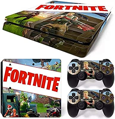 Fortnite Ps4 Slim Protective Sticker For Sony Playstation
