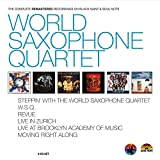 World Saxophone Quartet - Complete Recordings on Black Saint