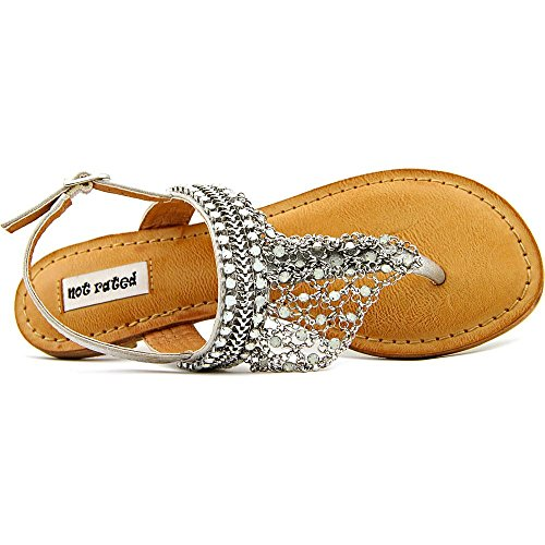 Ratedgem Argento Donna Not Latino Standard amp; Sandal dqwUqY