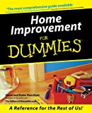 Home Improvement for Dummies®, Gene Hamilton and Katie Hamilton, 0764550055