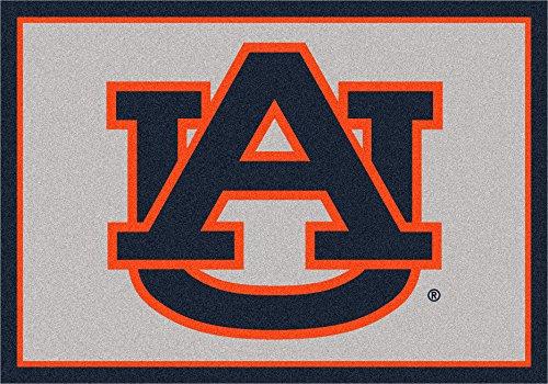 American Floor Mats Auburn Tigers NCAA College Team Spirit Team Area Rug 2'8