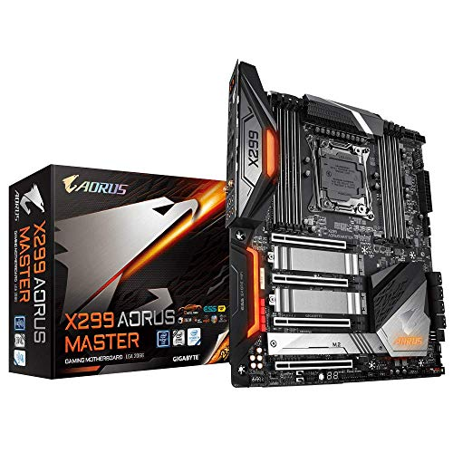 Build My PC, PC Builder, Gigabyte X299 AORUS MASTER