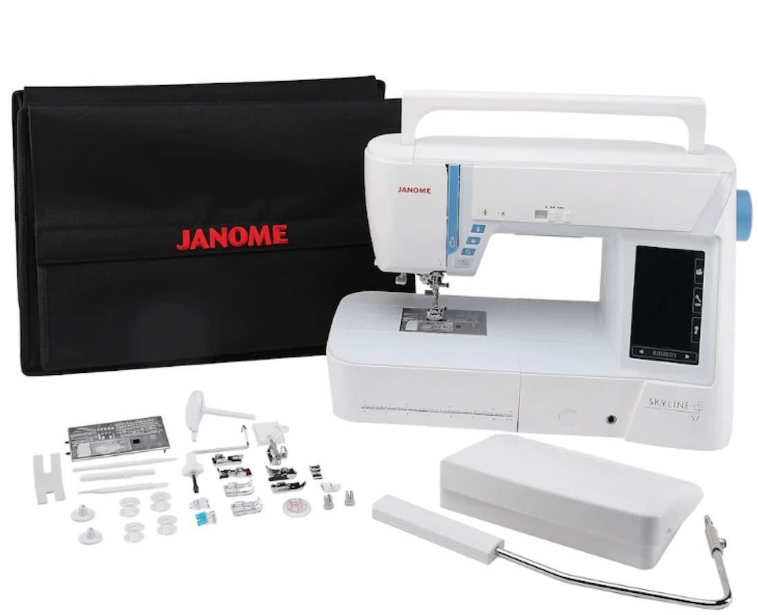 Janome S7 Sewing Machine