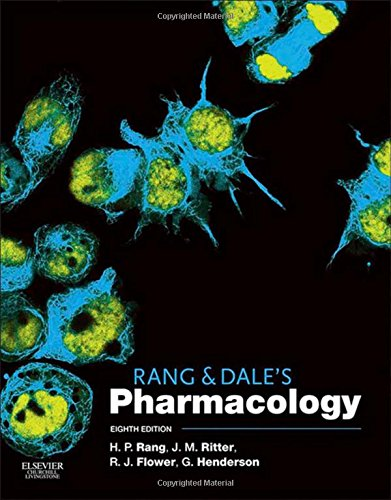 Rang & Dale's Pharmacology, 8e by imusti