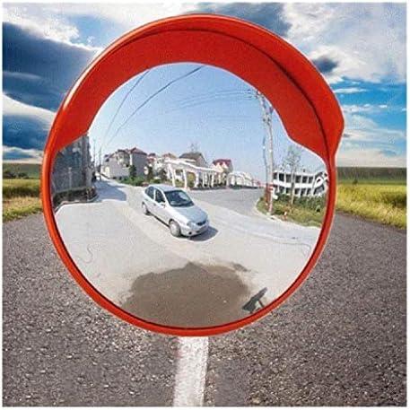 カーブミラー ガレージ盲点のための広角安全ミラーPC防水と耐久性のある角度調整可能 RGJ4-10 (Size : 450mm)
