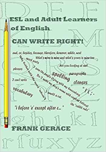 Counting Number worksheets future going to worksheets : ESL and Adult English Learners CAN WRITE RIGHT!: Frank A. Gerace ...